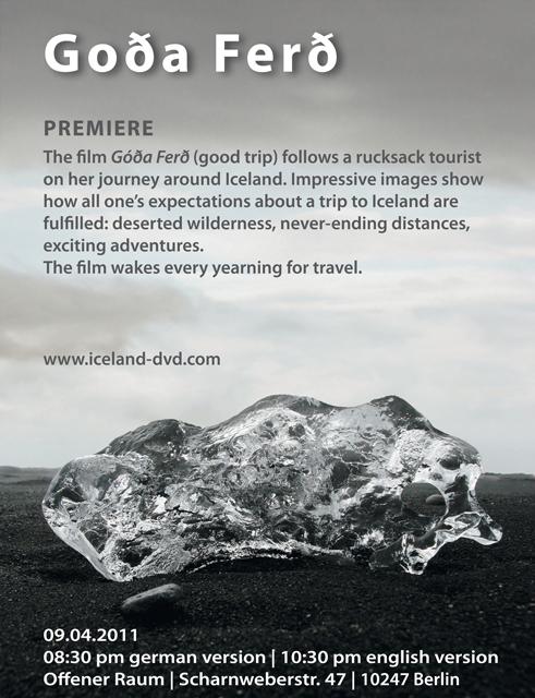 Premiere: Island DVD | Goða Ferð – Eine Reise durch Island mit dem Linienbus