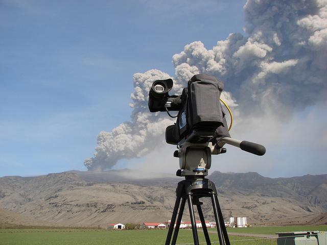 """Fotos – Dreharbeiten: Reisefilm """"Goða Ferð"""" Island DVD"""