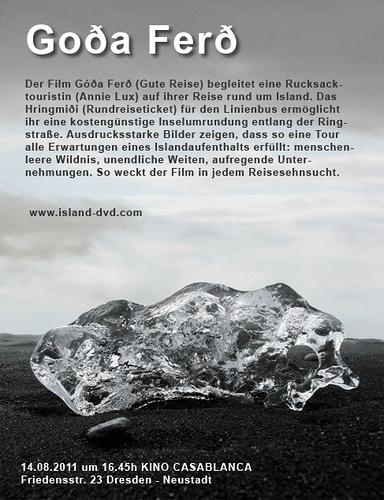 Der Island Reisefilm – Goða Ferð – im Kino in Dresden