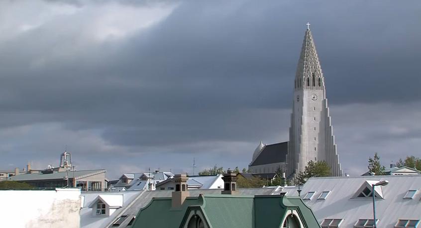 Island Reisefilm Goða Ferð empfiehlt das Reykjavík Backpackers Hostel