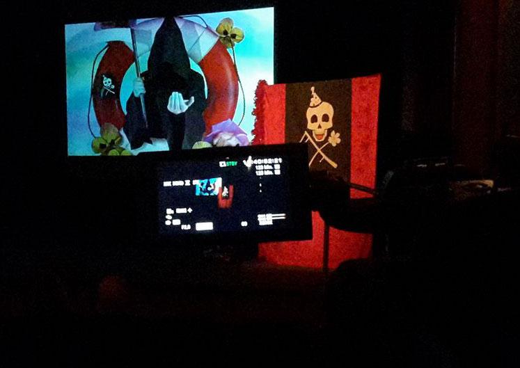 "2 DVD Produktion ""Death-Comedy – Happy Endstation"""