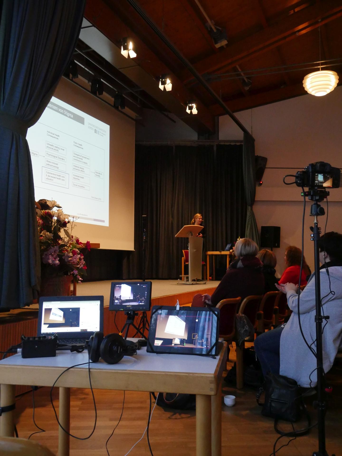 Livestream 1.  Adipositas Symposium München meets Zürich