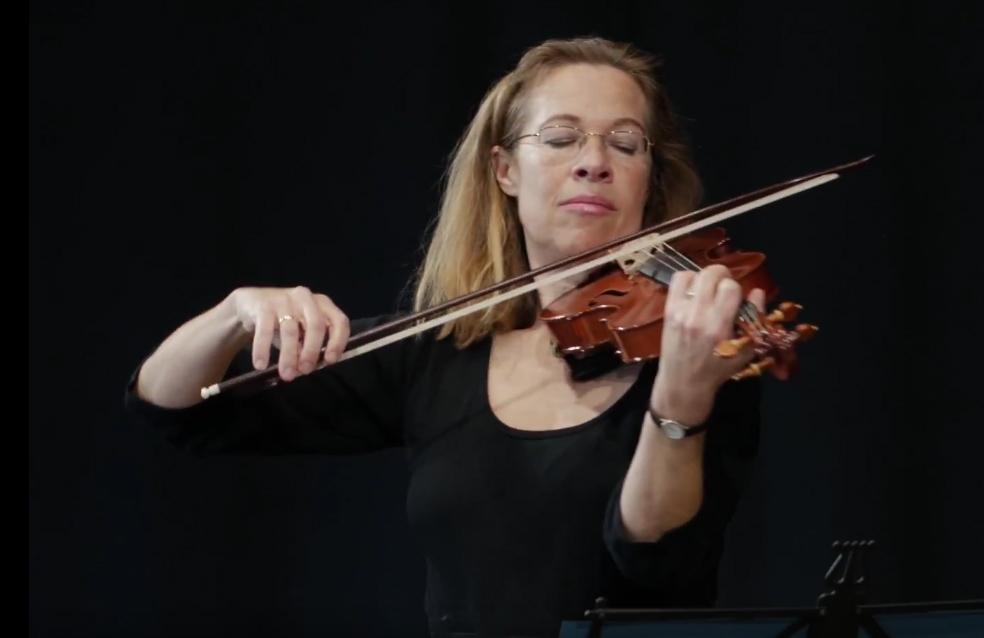 Promovideo für die Geigenbauerin Susanne Riebesehl