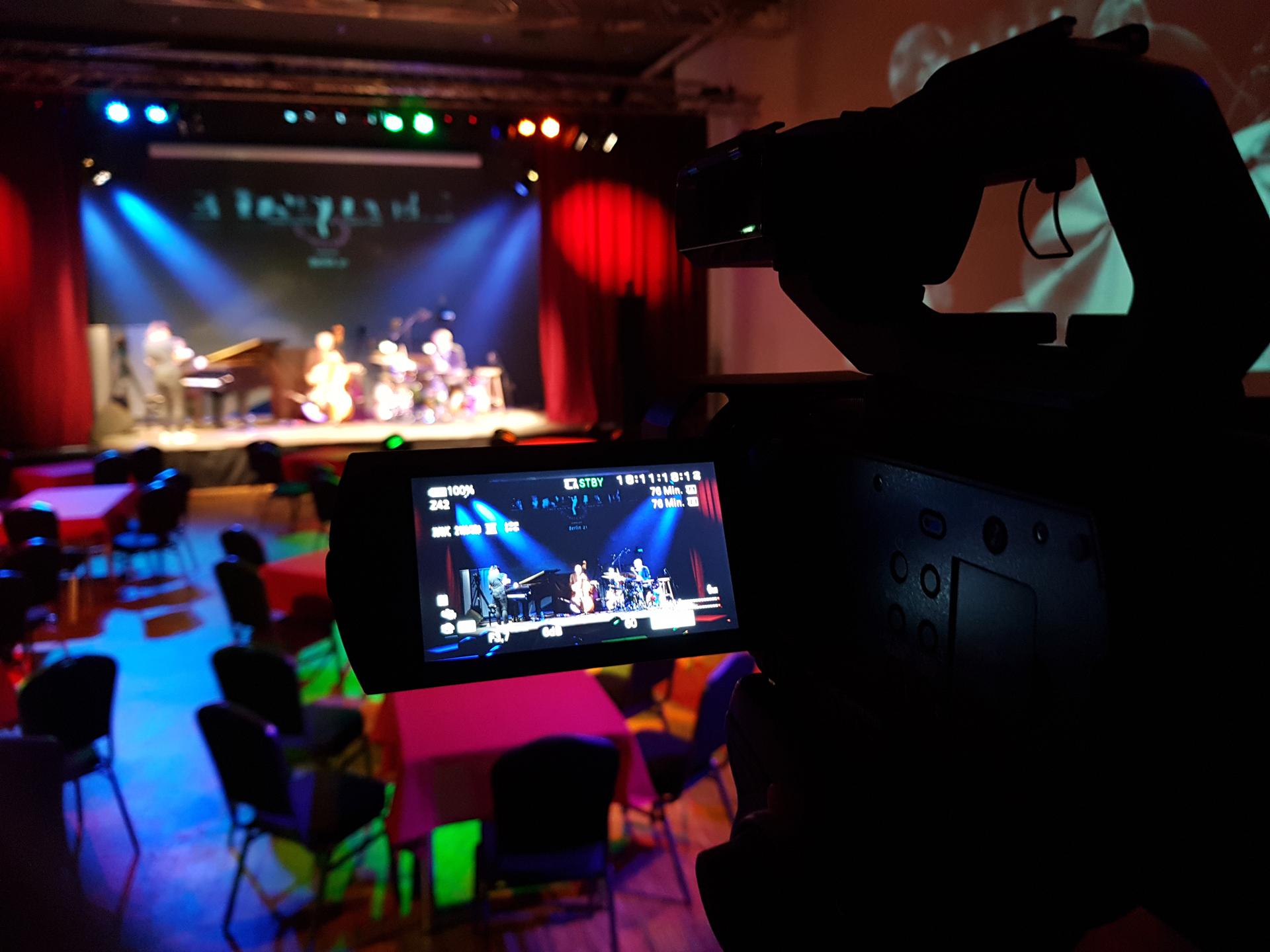 Konzert Aufzeichnung Berlin 21
