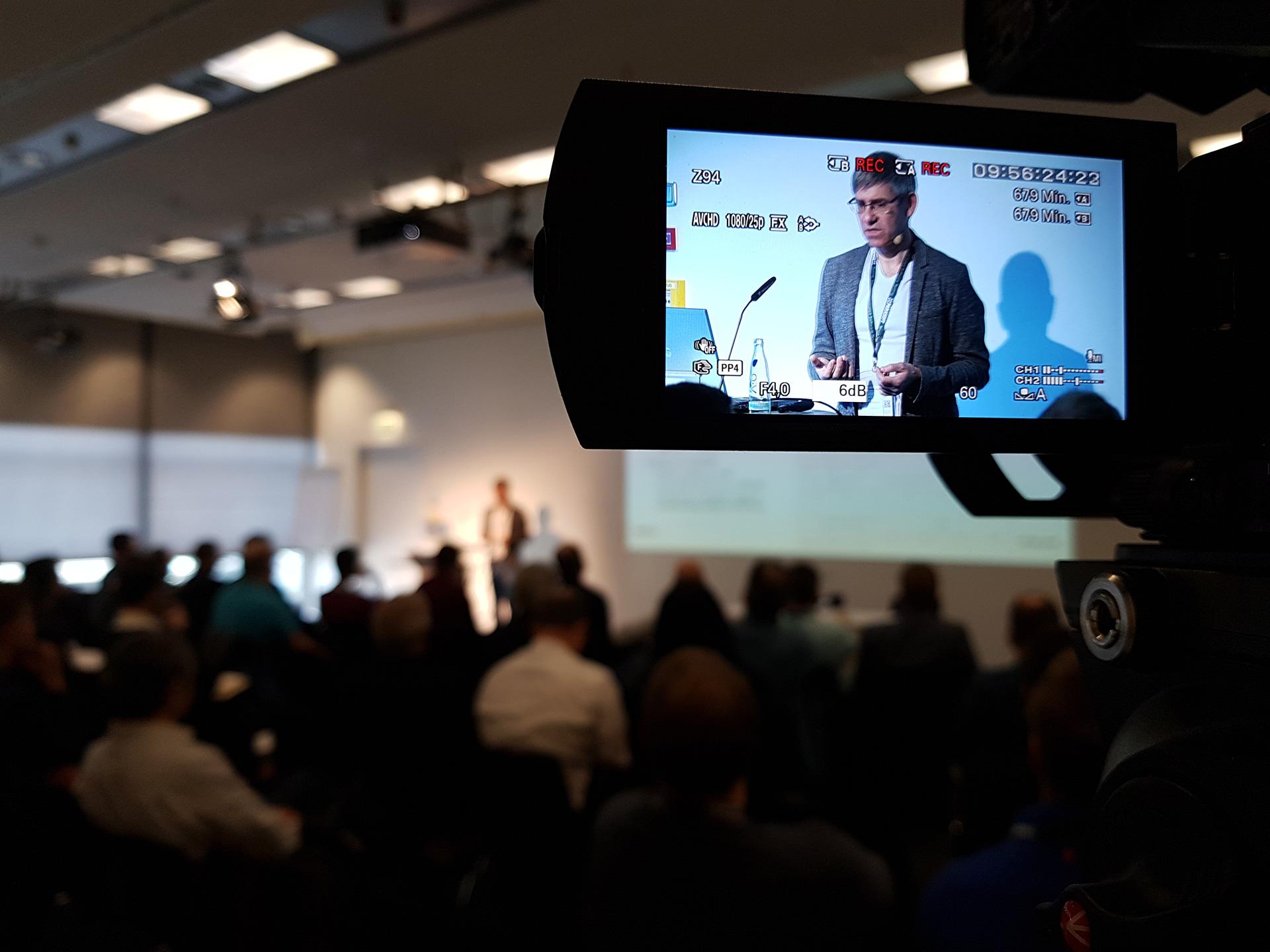 Konferenz Aufzeichnung Nürnberg